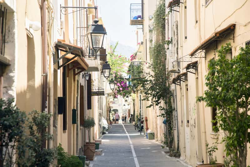 Youth Tours in Rethymno